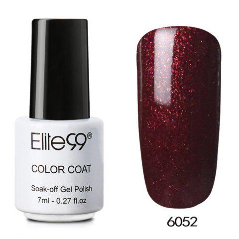 7ML Glitter Soak Off Nail Art Shiny Gel Nail Polish - 04