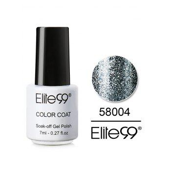 7ML Diamond Glitter Soak Off Nail Salon Gel Nail Polish - #04