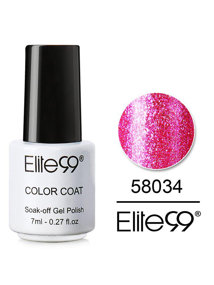 7ML Diamond Glitter Soak Off Nail Salon Gel Nail Polish -