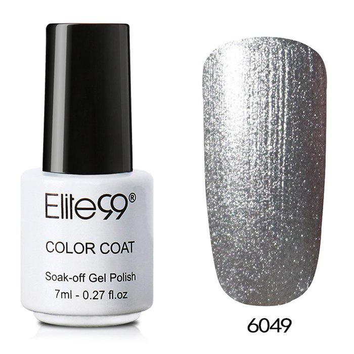 7ML Glitter Soak Off Nail Art Shiny Gel Nail Polish -
