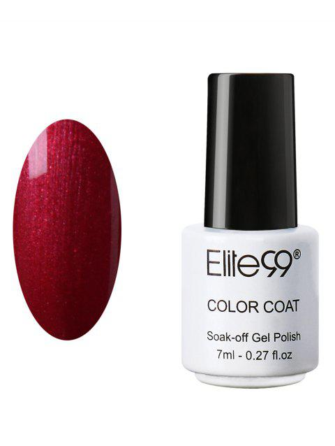 7 ml Vernis à Ongle Gel à Tremper Coloré et Brillant - 10