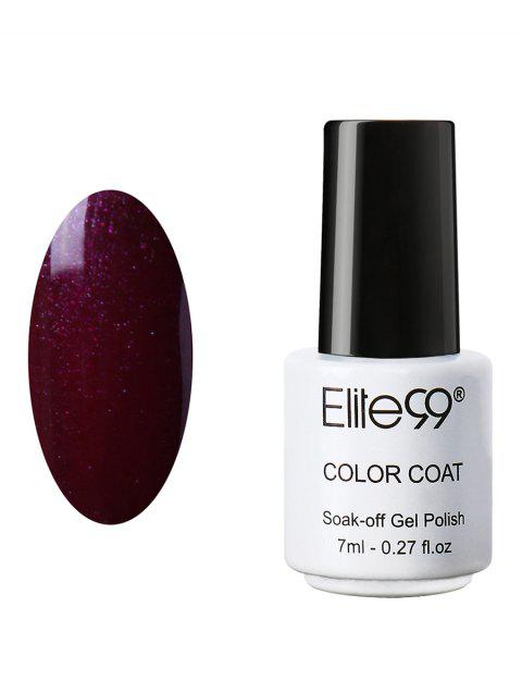7 ml Vernis à Ongle Gel à Tremper Coloré et Brillant - 12