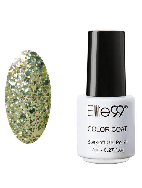 7 ml Vernis à Ongle Gel UV à Tremper Coloré et Brillant - 08