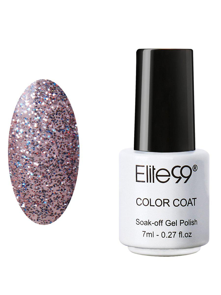7 ml Vernis à Ongle Gel UV à Tremper Coloré et Brillant -