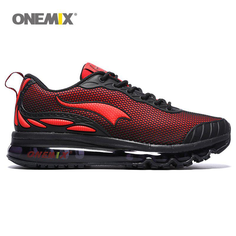 ONEMIX Air Cushion Road Athletic Shoes onemix 2018 woman running shoes women nice trends athletic trainers zapatillas sports shoe max cushion outdoor walking sneakers