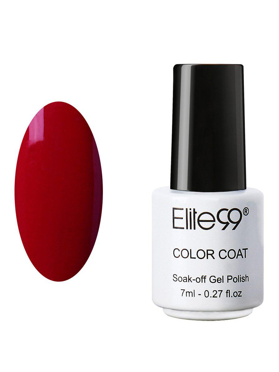 7ML Bright Colorful Soak Off Nail Salon Gel Nail Polish -