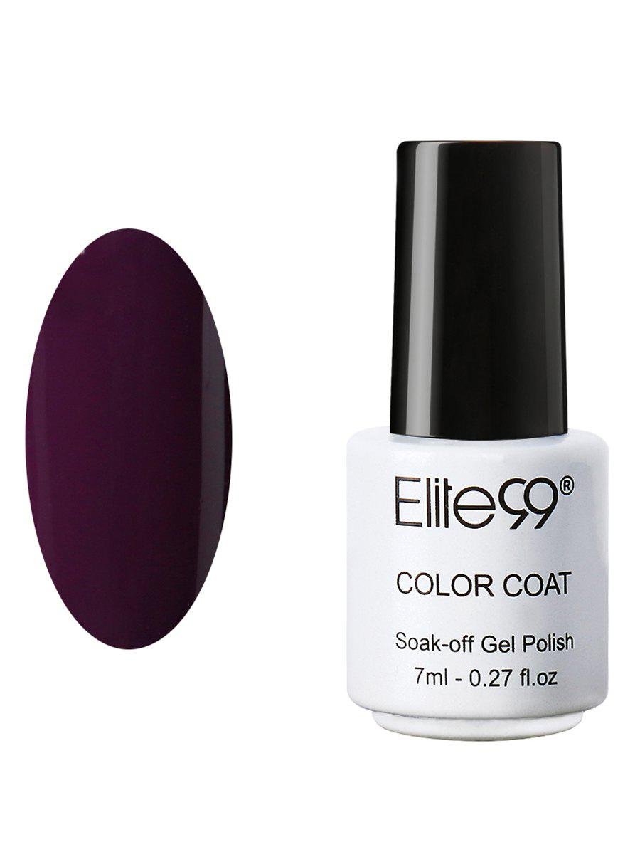 7 ml Vernis à Ongle Gel à Tremper Coloré et Brillant -