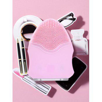 Mini Portable Deep Cleansing Silicone Facial Cleansing Instrument - CAMEO