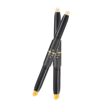 Professional Long Lasting Shimmer Color Double Ended Eyeshadow Stick -