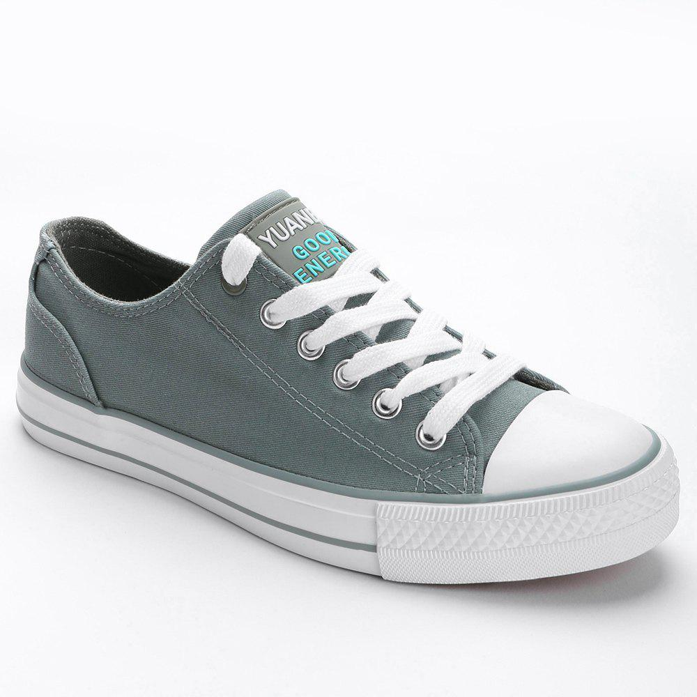 Casual Outing Sporty Sneakers - ARMY GREEN 39