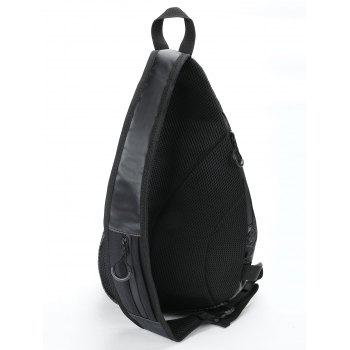 Outdoor Casual Chest Pack - BLACK