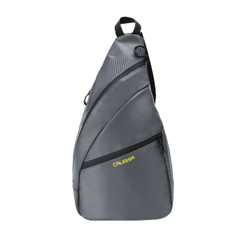 Outdoor Casual Chest Pack - DEEP GRAY