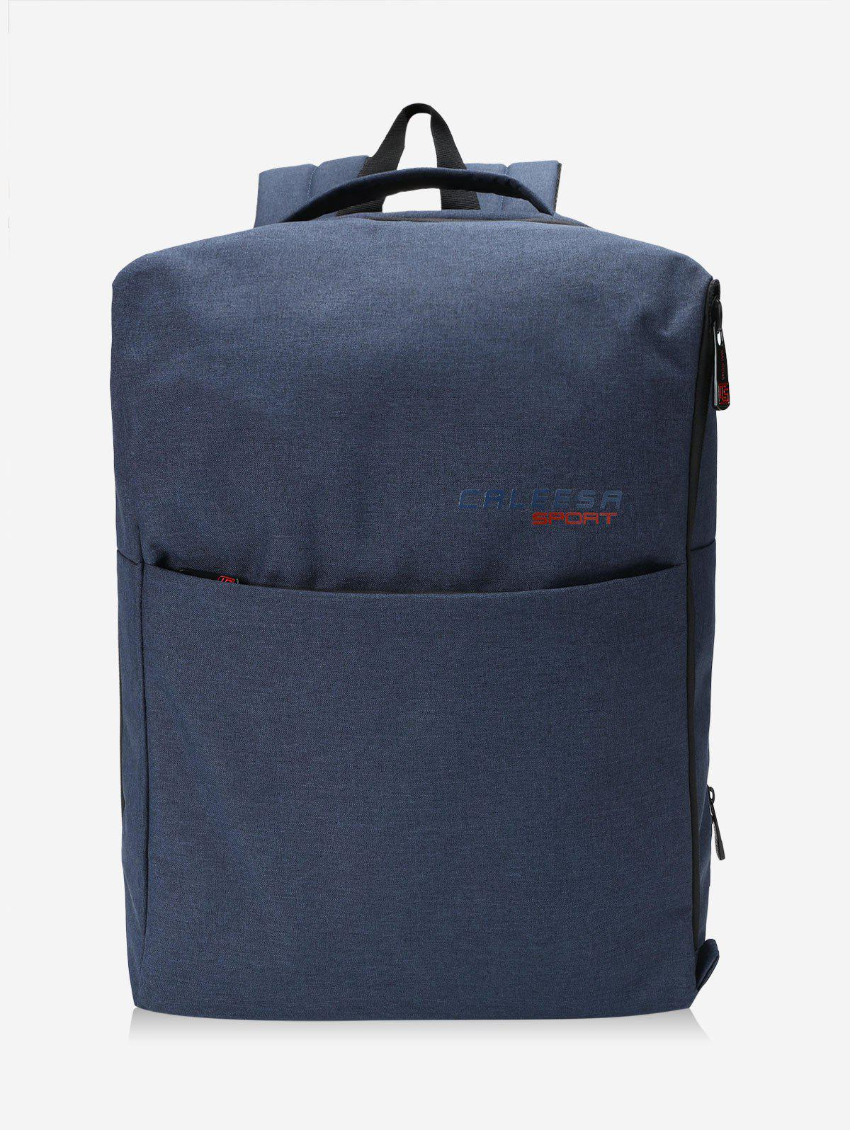 Multi Functional School Backpack - ROYAL