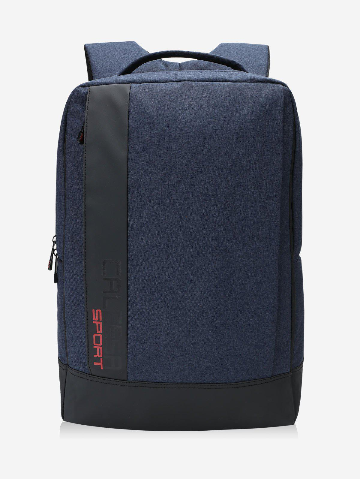 Casual Sport School Backpack - ROYAL
