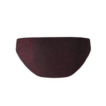 Sletch Pouchette U en stretch - Rouge vineux M