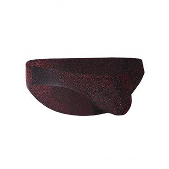 Sletch Pouchette U en stretch - Rouge vineux XL
