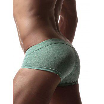 Basic U Pouch Trunk - GREEN M