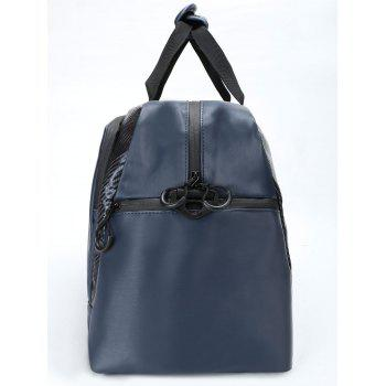 Letter Laptop Handbag - ROYAL