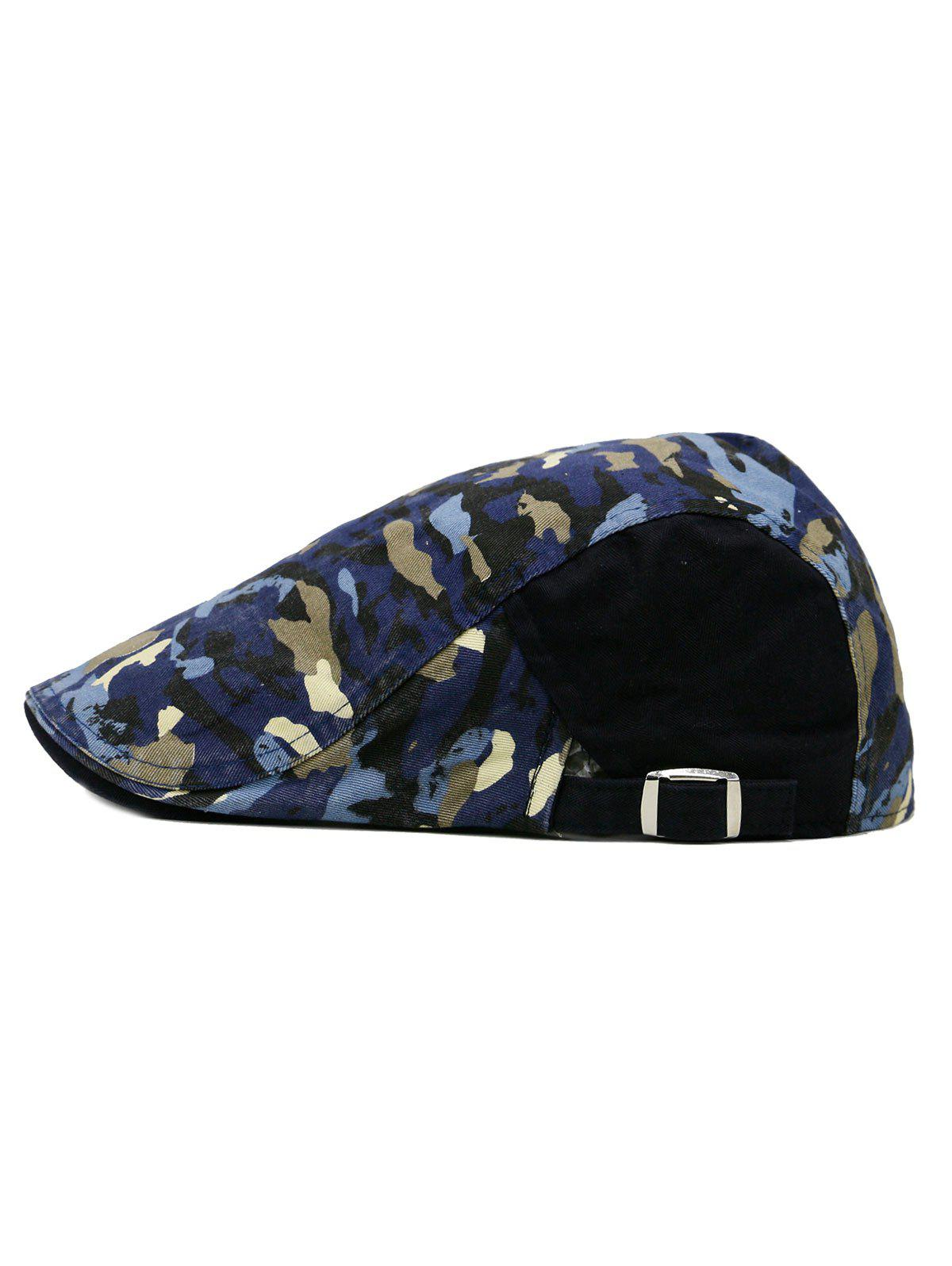 Unique Colored Camouflage Pattern Cabbie Hat unique beer drinking hard hat camouflage green