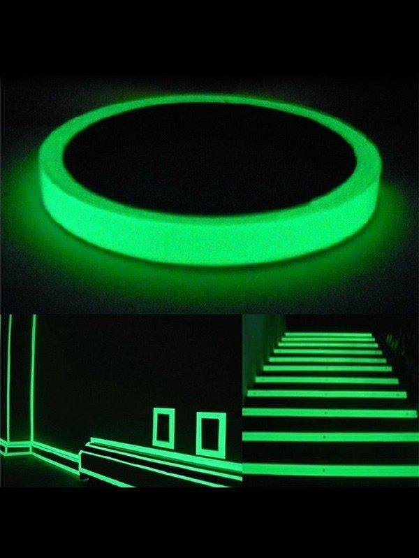 DIY 3M Self-adhesive Glow Luminous Tape silicone self adhesive tape