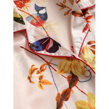 Butterfly Printed Sleep Suit - COLORMIX M