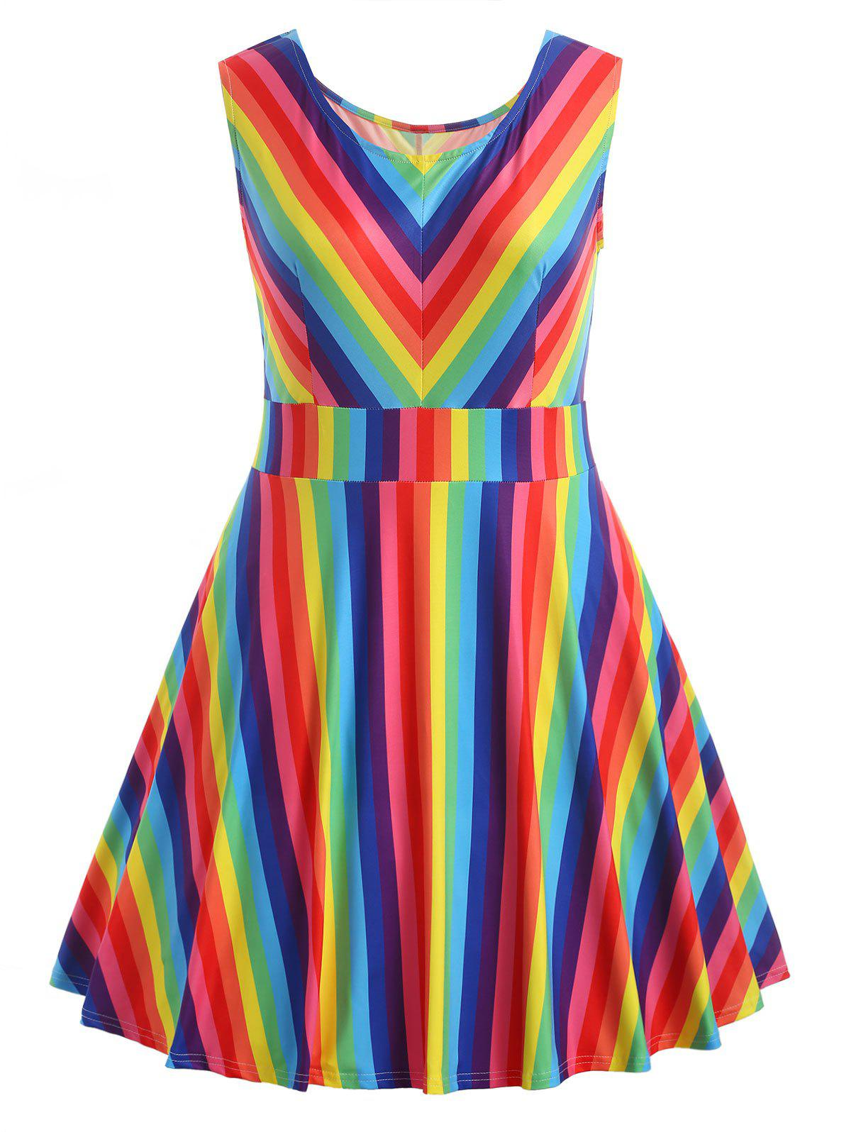 Rainbows clothing store dresses