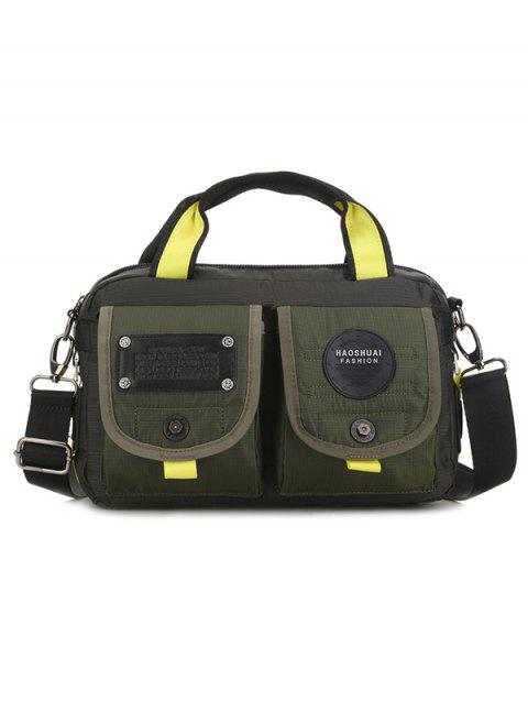 Multiple Purpose Casual Activities Crsossbody Bag - ARMY GREEN