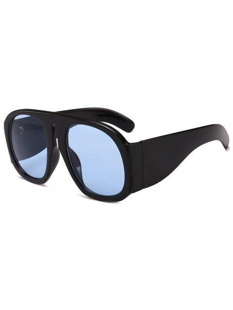 58% OFF] 2018 Vintage Oversized Thick Frame Sun Shades Sunglasses In ...