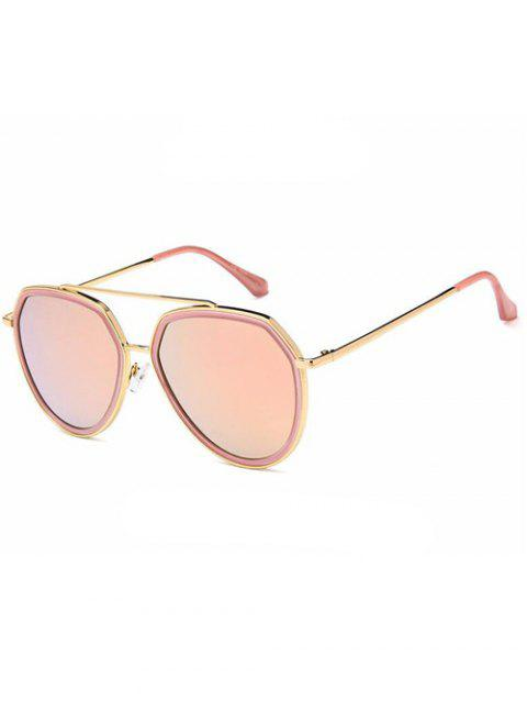 Cool Frame Street Snap Sunglasses - LIGHT PINK