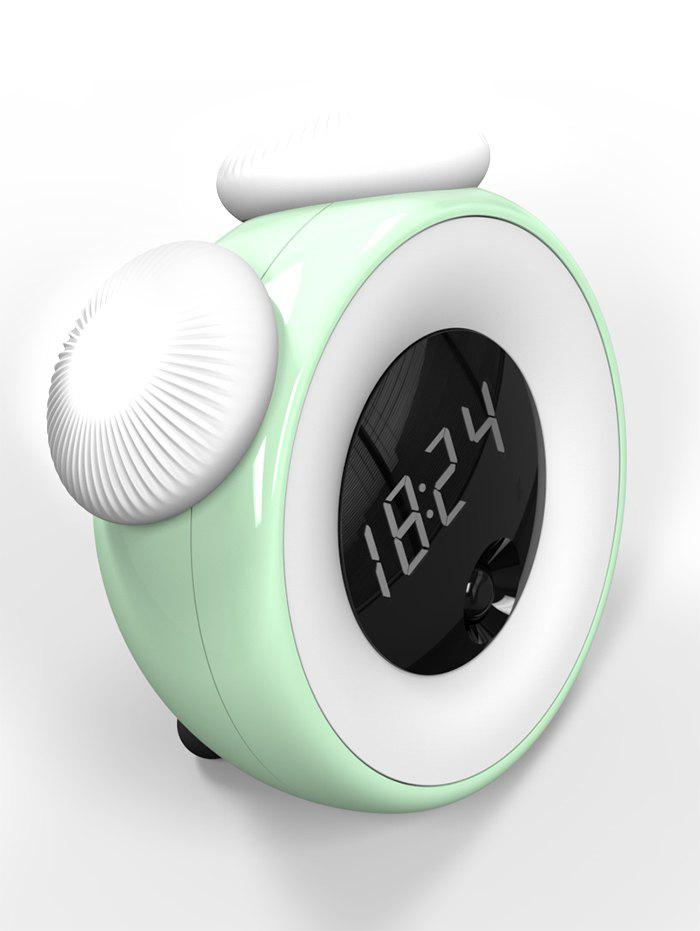 Motion Sensor Alarm Clock with Dimmable Auto-off Night Light led backlight lazybones alarm clock with photosensitive sensor
