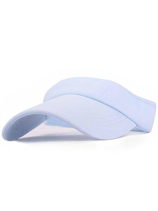 UV Proof Flexible Air Top Sunscreen Hat - PASTEL BLUE