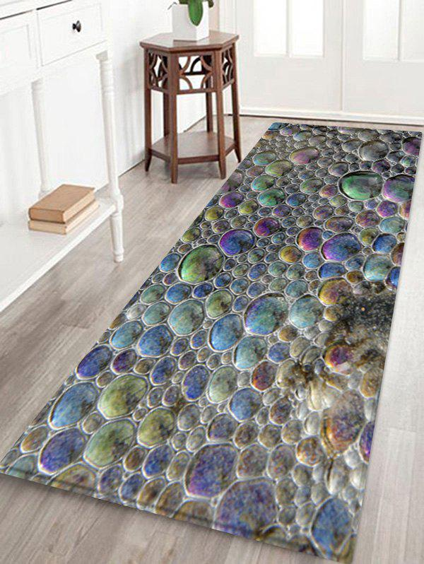 Sea Forths Pattern Anti-skid Floor Area Rug fishes in the sea pattern floor area rug