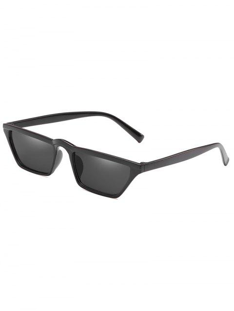 UV Protection Full Frame Driving Sunglasses - BLACK