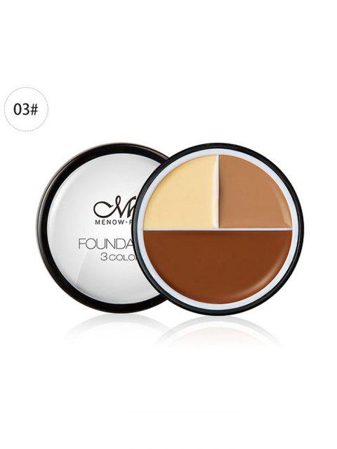 Professional Long Lasting Face Makeup Color Correcting Concealer Palette - multicolor C