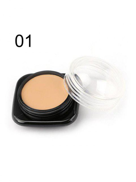 Single Color Face Makeup Long Lasting Moisturising Concealer - multicolor C