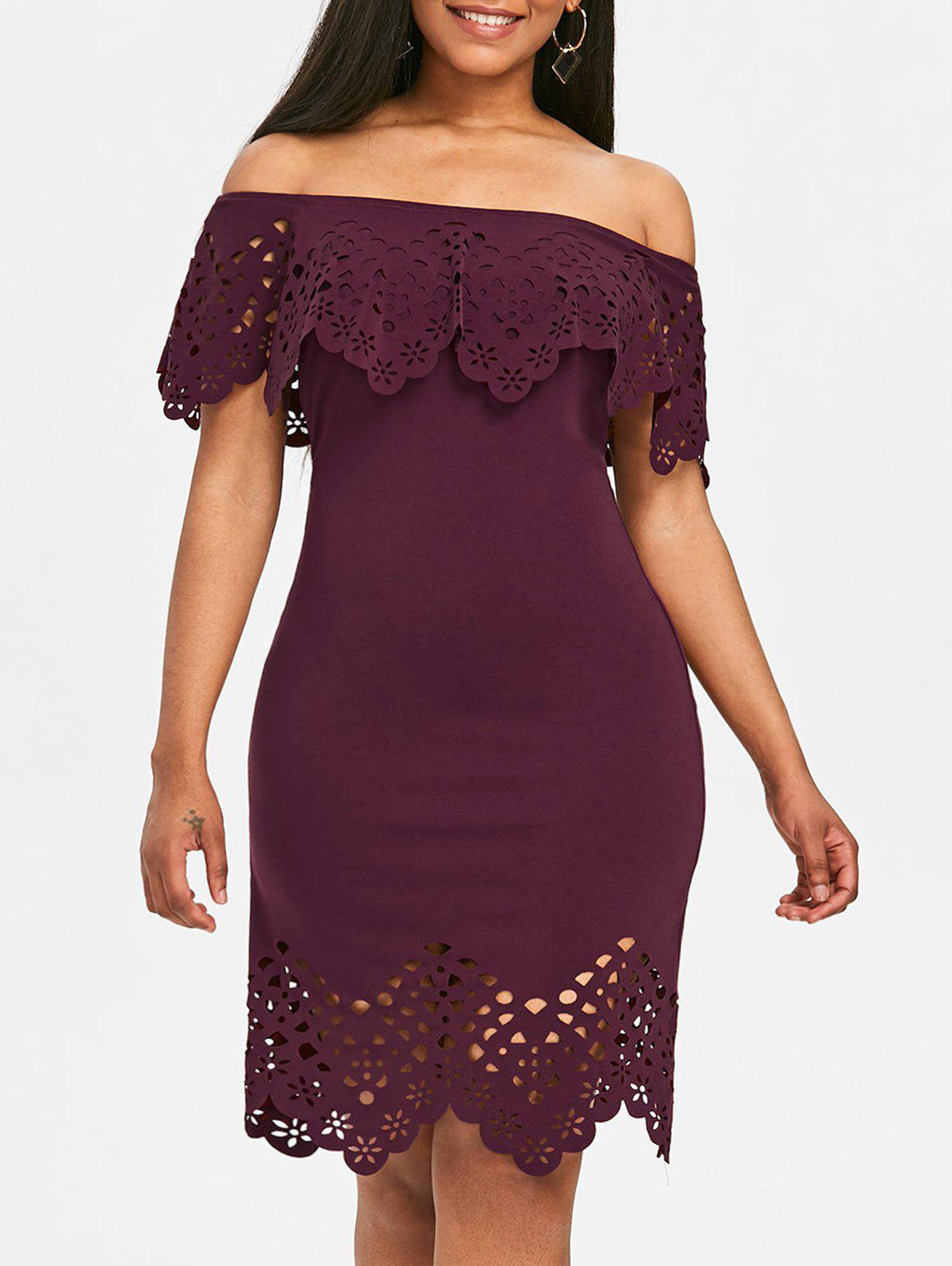 Multiway Hollow Out Dress multiway
