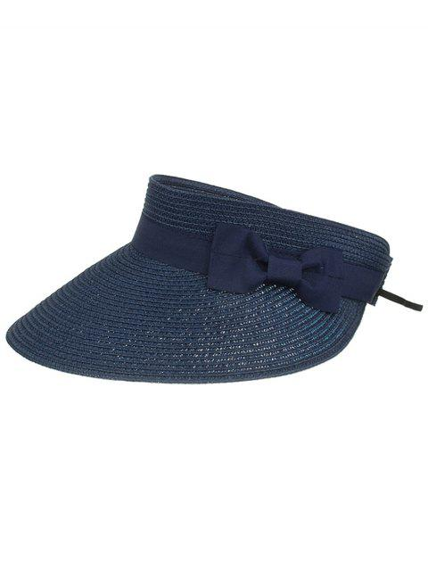 LIMITED OFFER  2019 Bowknot Open Top Foldable Beach Travel Sun Hat ... 884f4bb470a0