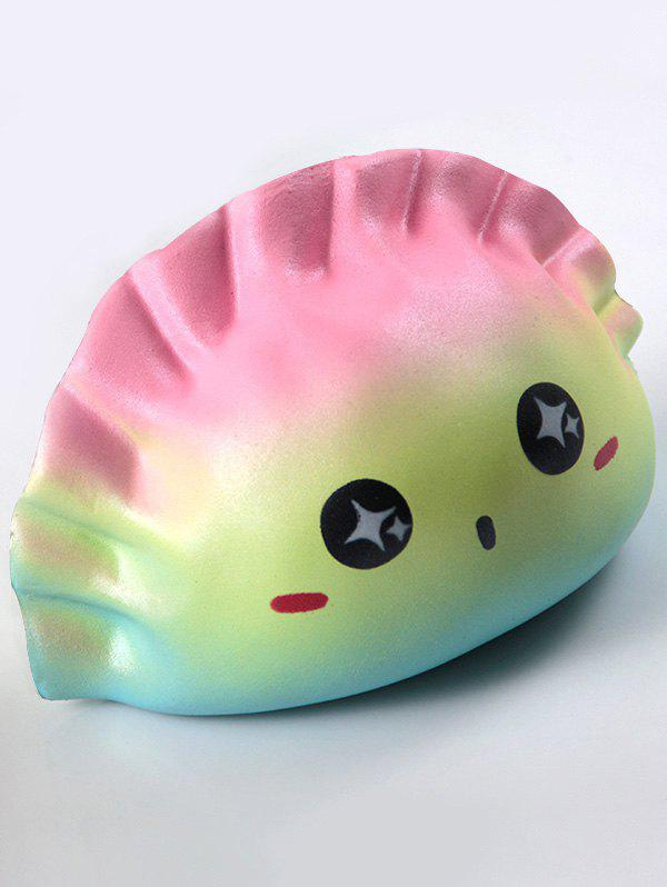 Dumpling Shaped Slow Rising Simulation Squishy Toy full automatic sambusa maker food dumpling maker machine industrial automatic momo dumpling maker