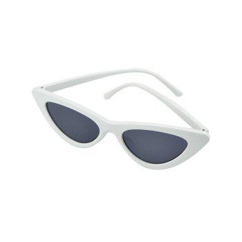 Image result for Anti UV Plastic Frame Flat Lens Sunglasses