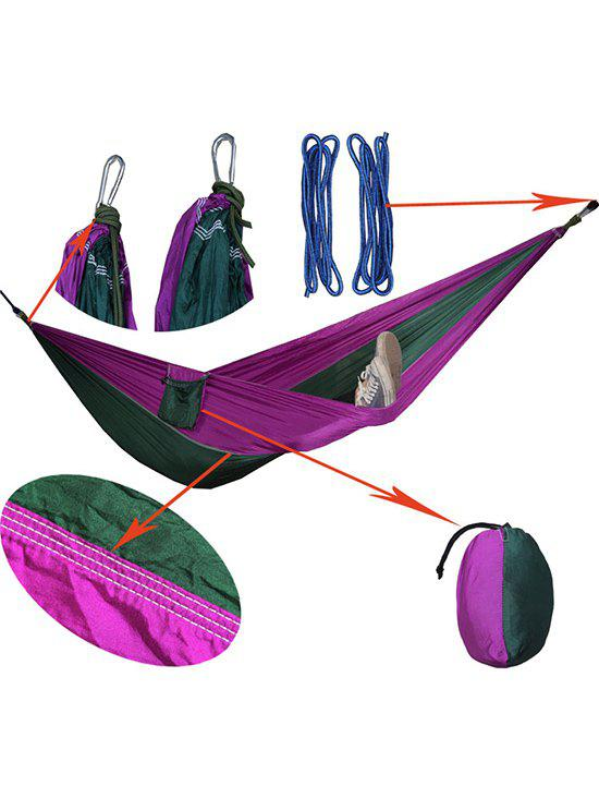 Hanging Trees Strong Hiking Hammock - multicolor A 230*90CM