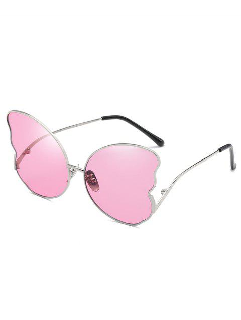 a5934fccae 51% OFF  2019 UV Protection Metal Full Frame Oversized Butterfly ...