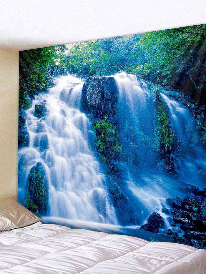 Waterfalls Landscape Print Wall Hanging Tapestry wholesale suunto core nylon diver strap band kit w lugs adapters armygreen 5 colours 24mm zulu nato watchbands