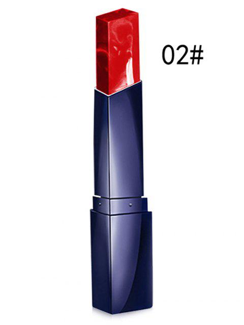 Long Lasting Moisturizing Velvet Makeup Lip Stick - 002