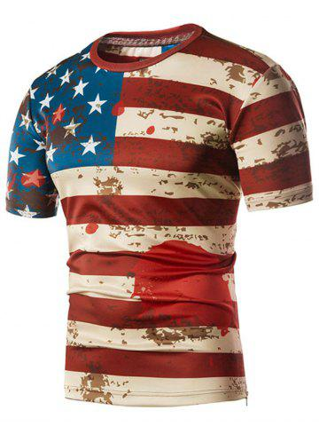 43b66ffee81 2019 American Flag Shirt Online Store. Best American Flag Shirt For ...