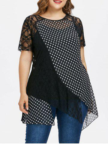 e7d441f3ed4 2019 Plus Size Sheer Top Best Online For Sale