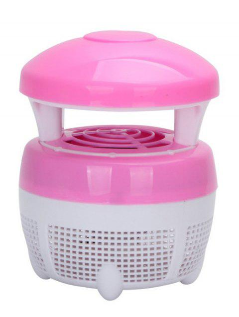 USB Home Big Suction Anti-mosquito Lamp - PIG PINK