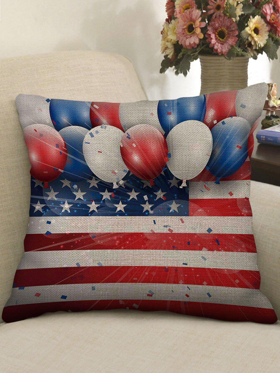 Balloon American Flag Print Linen Sofa Pillowcase adapter card to 7 17 pin 64g 128g 256g 512g m 2 ngff ssd for 2012 macbook air a1465 a1466 md223 md224 md231 md232 8 18pin