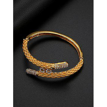 Bamboo Y Shape Bamboo Jewellery Suit - GOLD