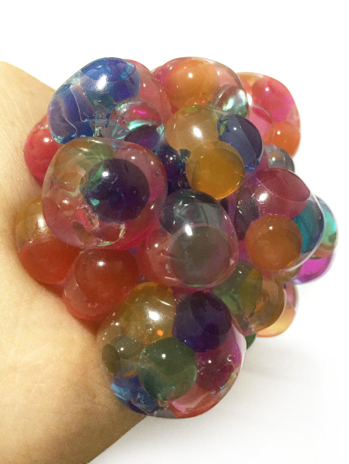 Cool Anti Stress Squishy Ball Toy - multicolor