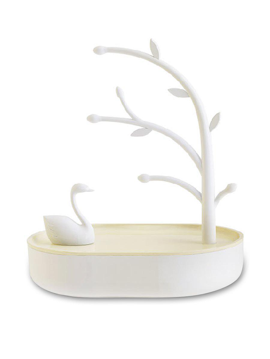 Swan Lake Jewelry Organizer Display Stand Rack